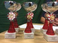 Květnový vitální klubový badmintonový turnaj dětí