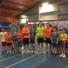 Květnový klubový badmintonový turnaj dětí