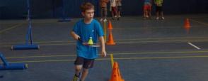 Badmintonová školička
