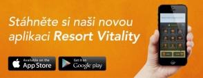 Aplikace Resort Vitality