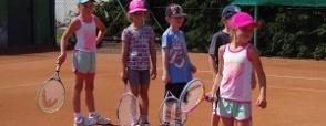 tenisová školička