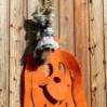 Halloween na jízdárně