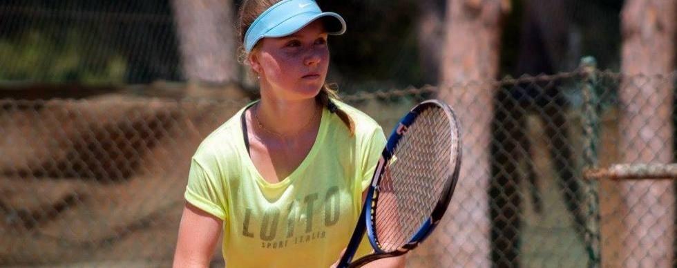 Dominika Hejčová ve Vendryni