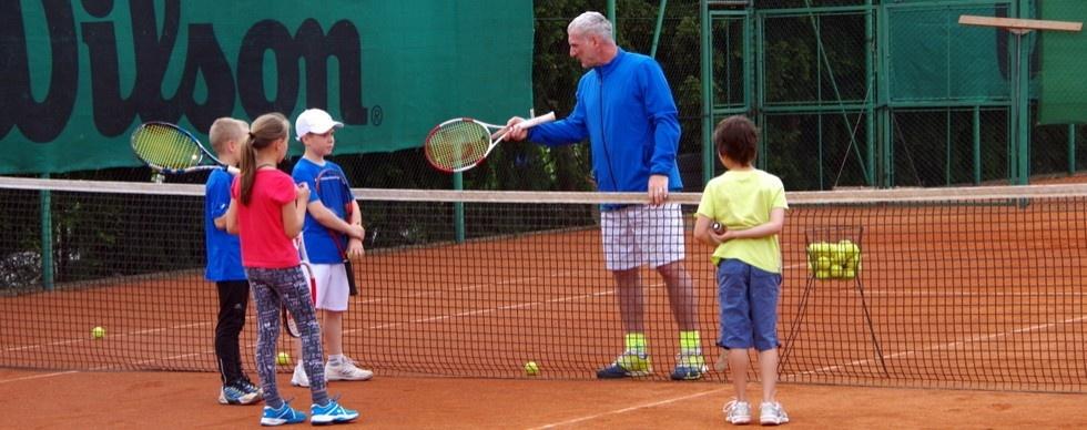 Dotační projekt Vitální tenis