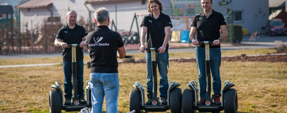 Segway ve Vendryni