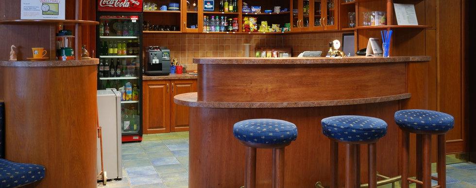 Bar na squashi v Bystřici
