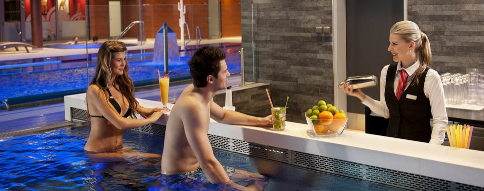 Aqua Bar Hotel Vitality