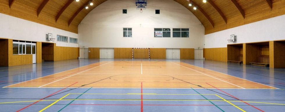 Sportovní hala Vitality Bystřice