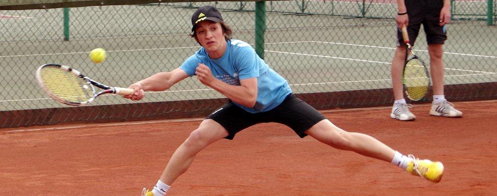 Závodní tenis Vendryně