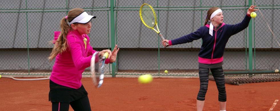 Venkovní tenisové dvorce Vendryně