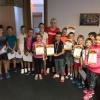 Turnaj dětské tenisové školy