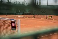 Venkovní tenisové kurty ve Vendryni