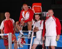 Trenérský tým