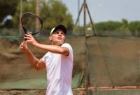 Závodní tenis ve Sportovním areálu Vitality Slezsko ve Vendryni