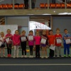 Malí tenisté na turnajích ČTS ve Vitality