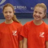 Zlato a stříbro z mistrovství republiky děvčat do 14 let