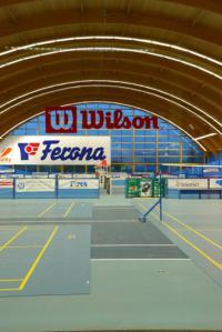 Sportovní areál Vendryně - badminton