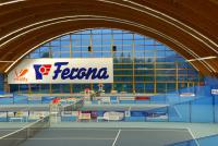 Tenisová hala ve Vendryni