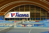 Tenisová hala - Sportovní areál Vendryně