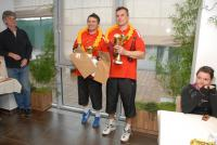 vítěz první ligy 2010-2011, bratři Saganové