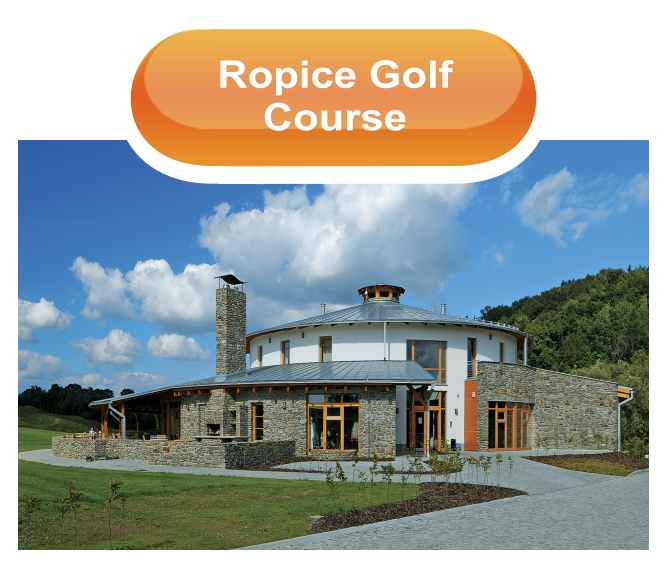 Ropice Golf Course